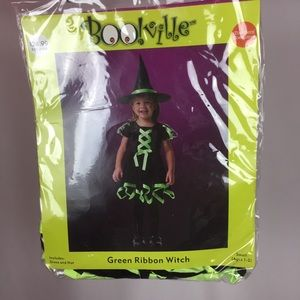 Booville! Green Witch Toddler Costume